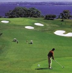 Golf at Gulf Harbour Country Club