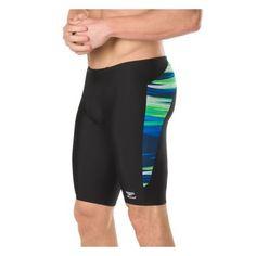 Speedo Mens Swimsuit Jammer Endurance Splice Team Colors