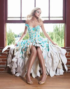 10 Paper Fashion Designers Who Will Blow Your Mind - Eluxe Magazine