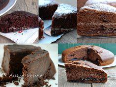 Torte veloci al cioccolato e nutella