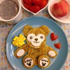 Duffy pancake by Sagnny (@sagnny)
