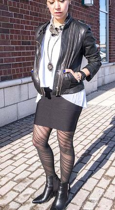 Bandage skirt & leat