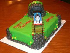 thomas+the+train+cakes   Thomas the Train Cake   cake ideas