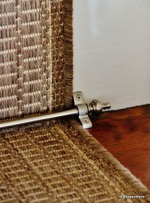 Nice Inexpensive Option For A Stair Runner