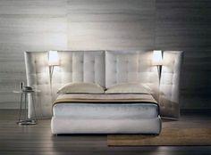 Fantastiche immagini su letti testiera alta arredamento bed