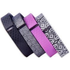 BBK Replacement Bands, Water Transfer Pattern, with Mental Clasps for Fitbit Flex Only, Fit Bit Sport Bracelet, Wristband, Arm Band, Exercise & Fitness - Amazon Canada