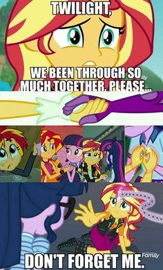 Sunset and twilight My Little Pony Comic, My Little Pony Drawing, Friendship Games, My Little Pony Friendship, Manado, Mlp Memes, My Little Pony Wallpaper, Sailor Chibi Moon, Mlp Comics