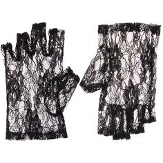 ASOS Fingerless Lace Gloves (€8,17) ❤ liked on Polyvore featuring accessories, gloves, luvas, guantes, accessories wogloves, womenswear, fingerless gloves, lightweight gloves, asos gloves and asos