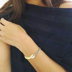 Bracelet tresse jaune et coquillage Eshop : www.elodietrucparis.tictail.com