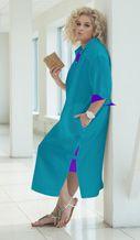 Женские платья больших размеров недорого в розницу