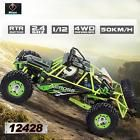 WLTOYS 12428 1/12 2.4G 4WD ELECTRIC BRUSHED CRAWLER RTR RC CAR BEST GIFT USA Remote Control Toys, Radio Control, Rc Cars For Sale, Rc Buggy, Off Road Buggy, Rc Autos, Night Driving, Led Licht, Four Wheel Drive