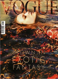 Vlada Roslyakova Vogue Italia