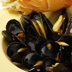 Prepare and cook fresh mussels using tips from the food editor at Coastal Living.