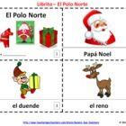 2 Spanish El Polo Norte Booklets - Fun booklet for the Christmas / Navidad season!