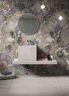 - 35 beautiful bathroom color scheme ideas for small & master bathroom 29 Rustic Bathroom Shelves, Rustic Bathroom Designs, Rustic Bathroom Vanities, Bathroom Decor Sets, Bathroom Styling, Bathroom Interior Design, Home Interior, Bathroom Mirrors, Lavabo Design