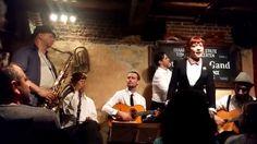 Russel Welch Quartet feat Meschiya Lake and Daniel McBearty  - Send Me T...