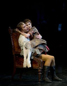 MacMillan's Mayerling- Johan Kobborg and Alina Cojocaru