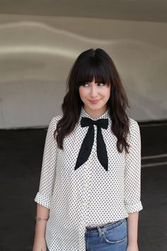 Sweet Polka Dot Shirt