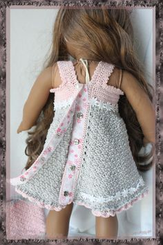 Annabella's Day Out Crochet Pattern - Click Image to Close
