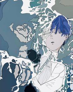 houseki no kuni 宝石の国 Pretty Art, Cute Art, Aesthetic Art, Aesthetic Anime, Art Sketches, Art Drawings, Arte Peculiar, Character Art, Character Design