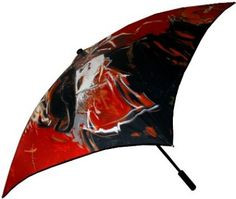 "Thanks @MeuAnjo Gee <3  Square Artistic Umbrella  Michel Four : ""Venice"""