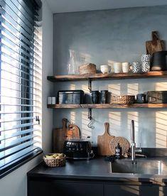 Kitchen Inspiration | Black Smeg Toaster