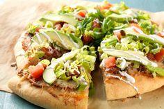 Taco pizza | Flourish - King Arthur Flour's blog