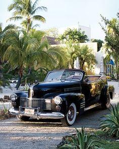 1941 Cadillac model 62 convertible. Perfect Cadillac.