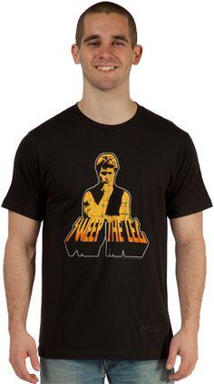 Sweep The Leg Cobra Kai T-Shirt