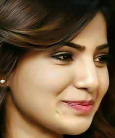 Beautiful Eyes Images, Beautiful Girl Photo, Beautiful Girl Indian, Most Beautiful Indian Actress, Beautiful Actresses, Samantha In Saree, Samantha Ruth, Samantha Images, Indian Actress Images