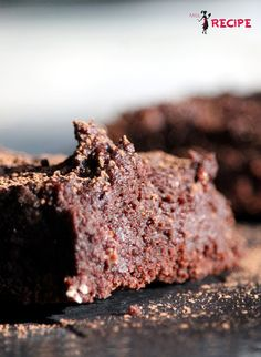 Brownies au cacao en un seul bol - Miss-Recipe.com