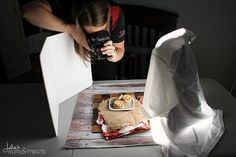 Food Photography Lighting with Artificial Lights! Everything you want to know about using Ego Lights for food photography! ~ http://www.julieseatsandtreats.com
