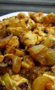 Easy Chicken Recipes for Family & Couple Mexican Food Recipes, Snack Recipes, Healthy Recipes, Salsa Verde, Jack Food, Spanish Dishes, Good Food, Yummy Food, Everyday Food