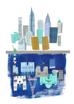 New York to Paris - Beth Crowley