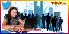 Whenever you buy real followers online, then you must see that they must be a real user. Get more: http://www.twtviral.com