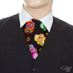 Krawattenschal Kallo - Manufaktur 512 - Einzigartige #Accessoires in #Handarbeit. +++ #Krawattenschal #fashion #handmade #manufaktur