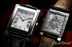 CARTIER Collection Privee Tank a Vis / Ref.W1540451