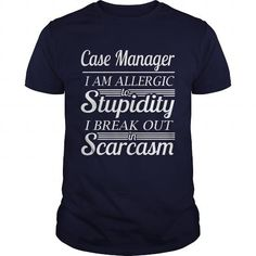 CASE MANAGER T Shirts, Hoodie