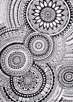 Free Printable Colouring Page For Adults. Source: Unknown