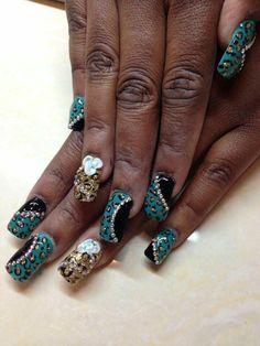 Nails are pretty