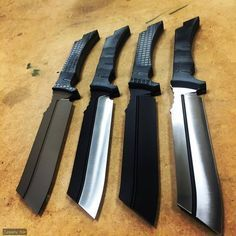 Gray Custom Knives