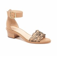 Loeffler Randall Hopie Stacked Heel Sandal | Sandals | LoefflerRandall.com