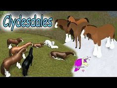 Clydesdale World - Lets Play Roblox Horse Heart Online Horses Game Play Video Set Honey, Horse Games, World C, Star Stable, Play Roblox, Horse World, Clydesdale, Lets Play, Playmobil