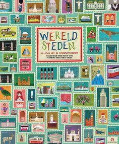 30 wereldsteden ontdekken? Dat kan met het boek 'Wereldsteden'. Een kleurrijke atlas waarin je alles over de steden leert wat je moet weten.