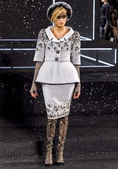 Chanel Haute Couture - Pasarela