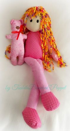 Cheer Up Your Kids!: New cute doll for my daughter