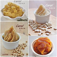 Carol comfortable life: a collection of homemade Chinese pastry fillings