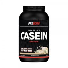 Pro Elite Supplements is the top rated supplier of Pro Elite Micellar Casein 907g in UK. Read product full overview and specification, Get daily special offers and more with free shipping.