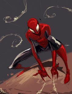 Spider-Man by Crazymic.deviantart.com on @deviantART