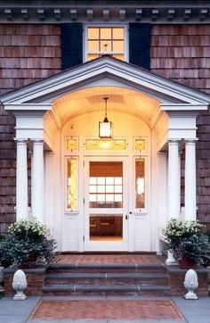 arched+front+porch | front porch arch | My Dream Home